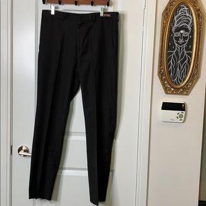 James Tattersall 36 Wool Blend Dress Pant
